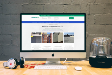 Project Hygienica Website